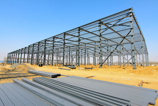 Tugela Steel - Structural Support