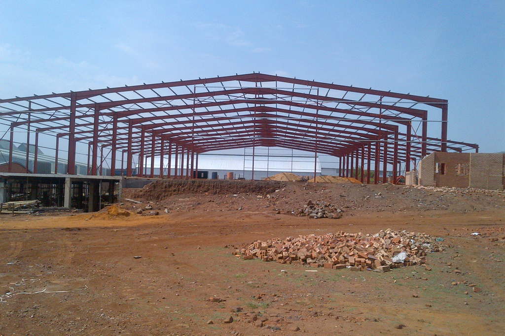 Tugela Steel - beginning stages