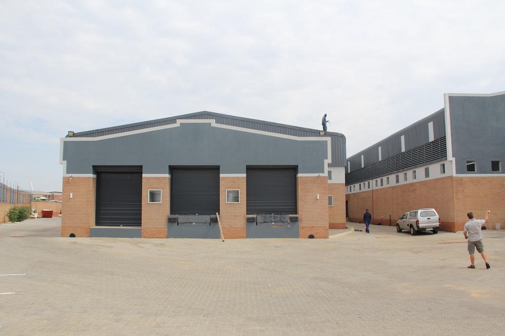 Tugela Steel - Factories