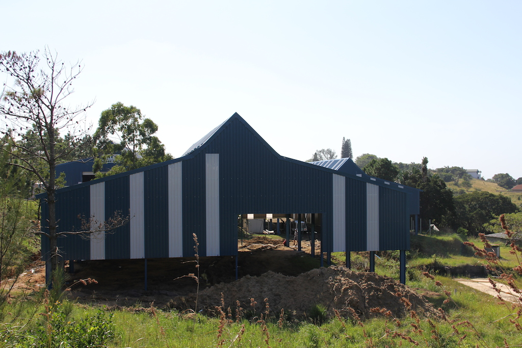 Tugela Steel - Blue Shed 3