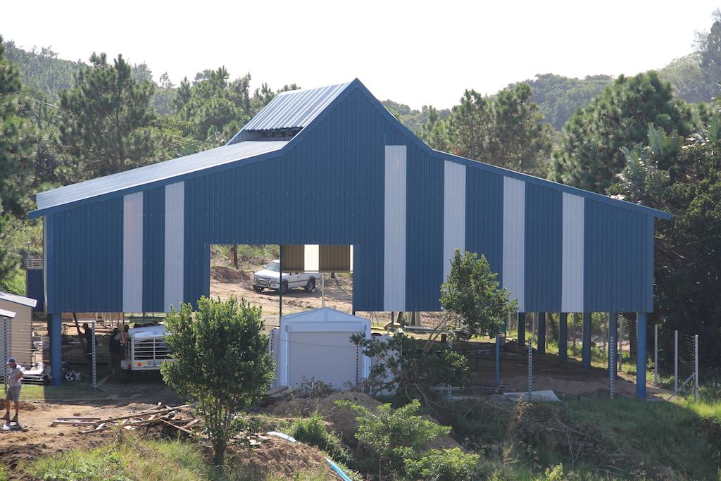 Tugela Steel - Blue Shed 5