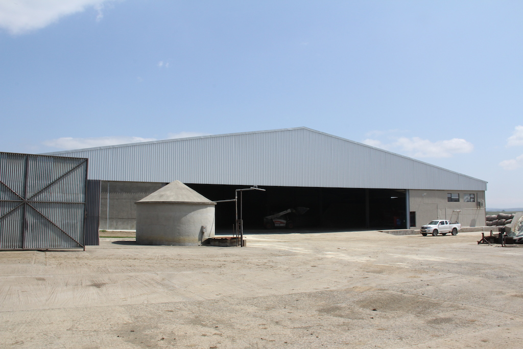 Commercial Warehouse - Tugela Steel 4