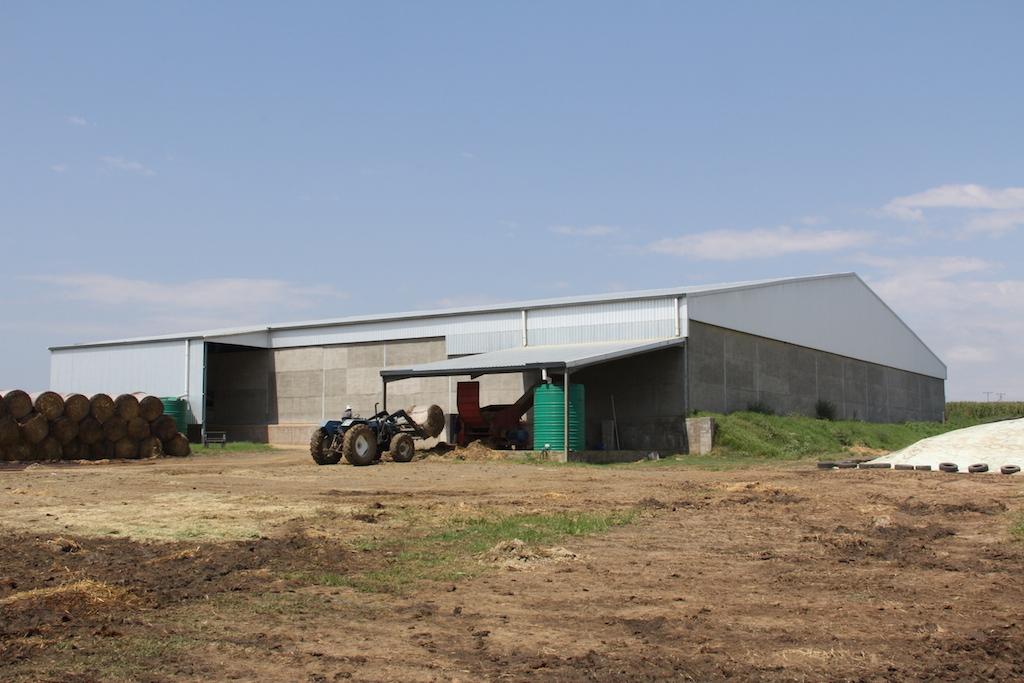 Tractor - Tugela Steel