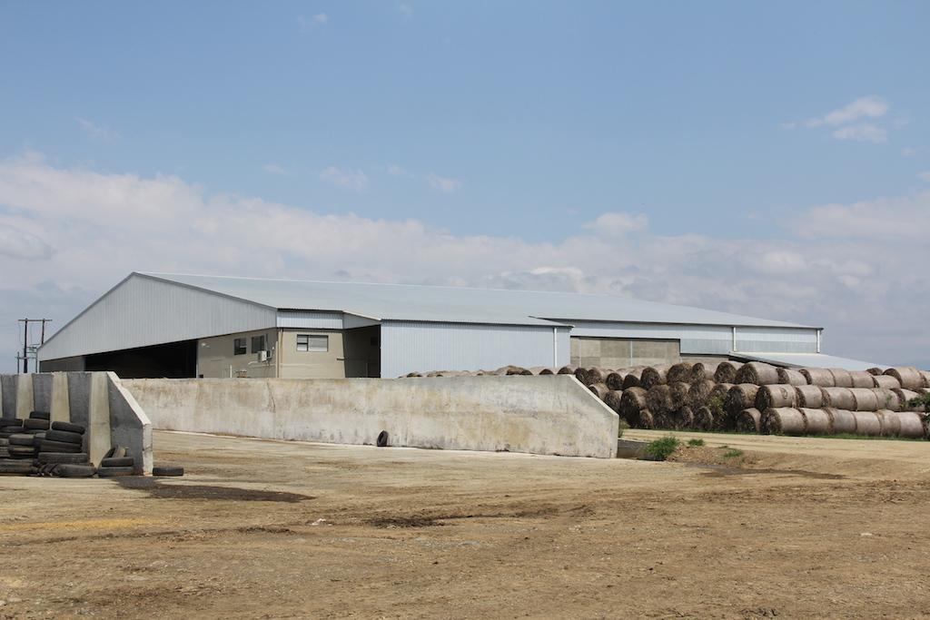 Tugela Steel - teff storage facility
