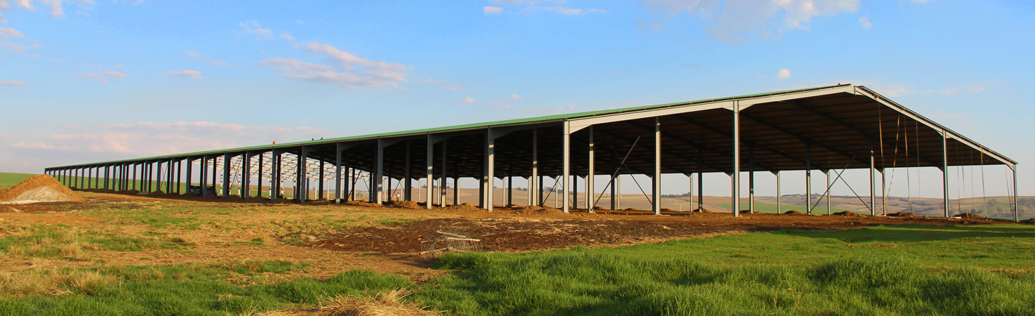 Manufacturers of Quality Steel Structures