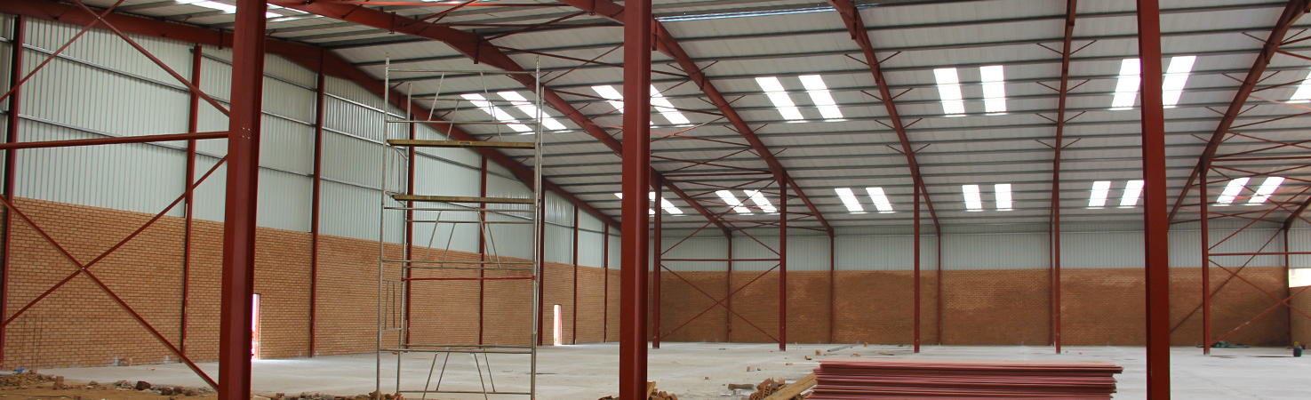 SA's Leading Manufacturer of Steel Structures