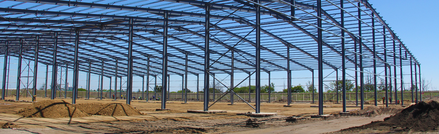 Steel Structures Supplier