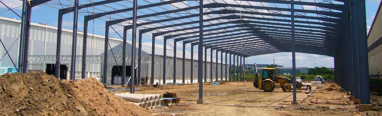 Steel Structure In Development